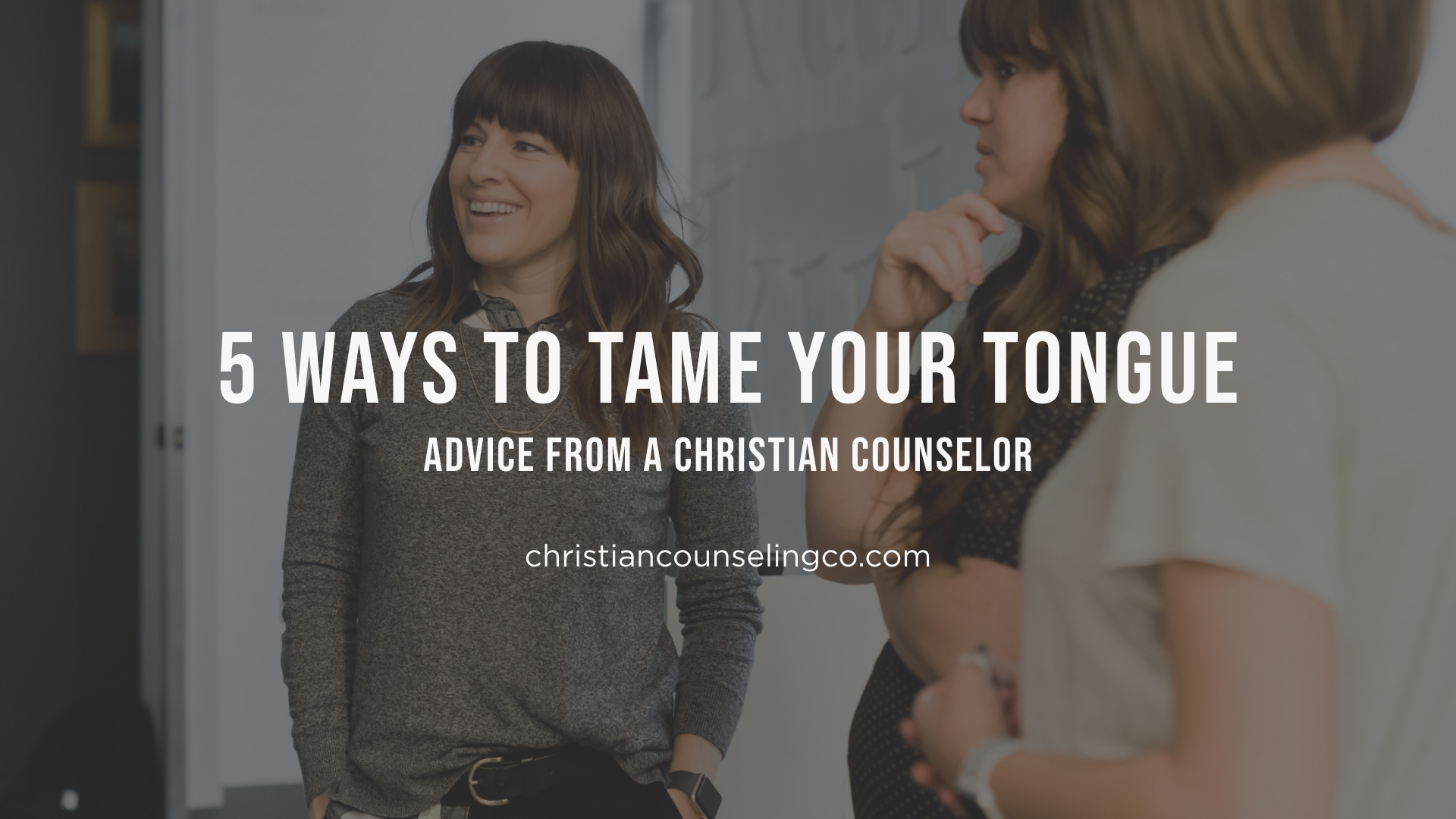 tame your tongue