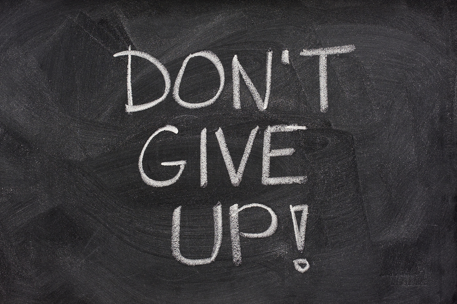 Don T Give Up You Can Do This Cornerstone Christian