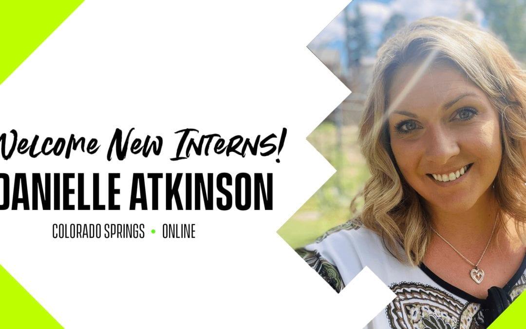 Intern Interviews – Danielle Atkinson