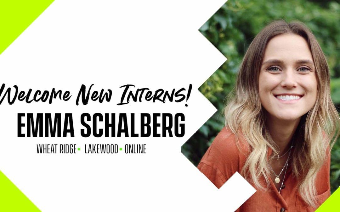 Intern Interviews – Emma Schalberg