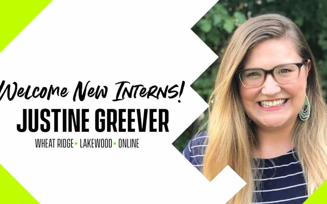 Intern Interviews – Justine Greever