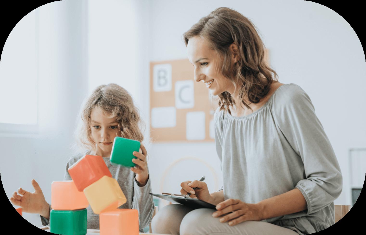 Children Christian Therapist