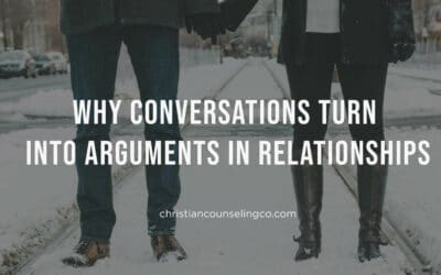 Raw Spots: Why Conversations Turn into Arguments in Relationships